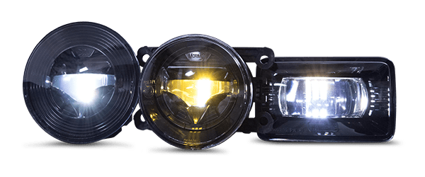 LED Fog Lights - Assemblies Product Category