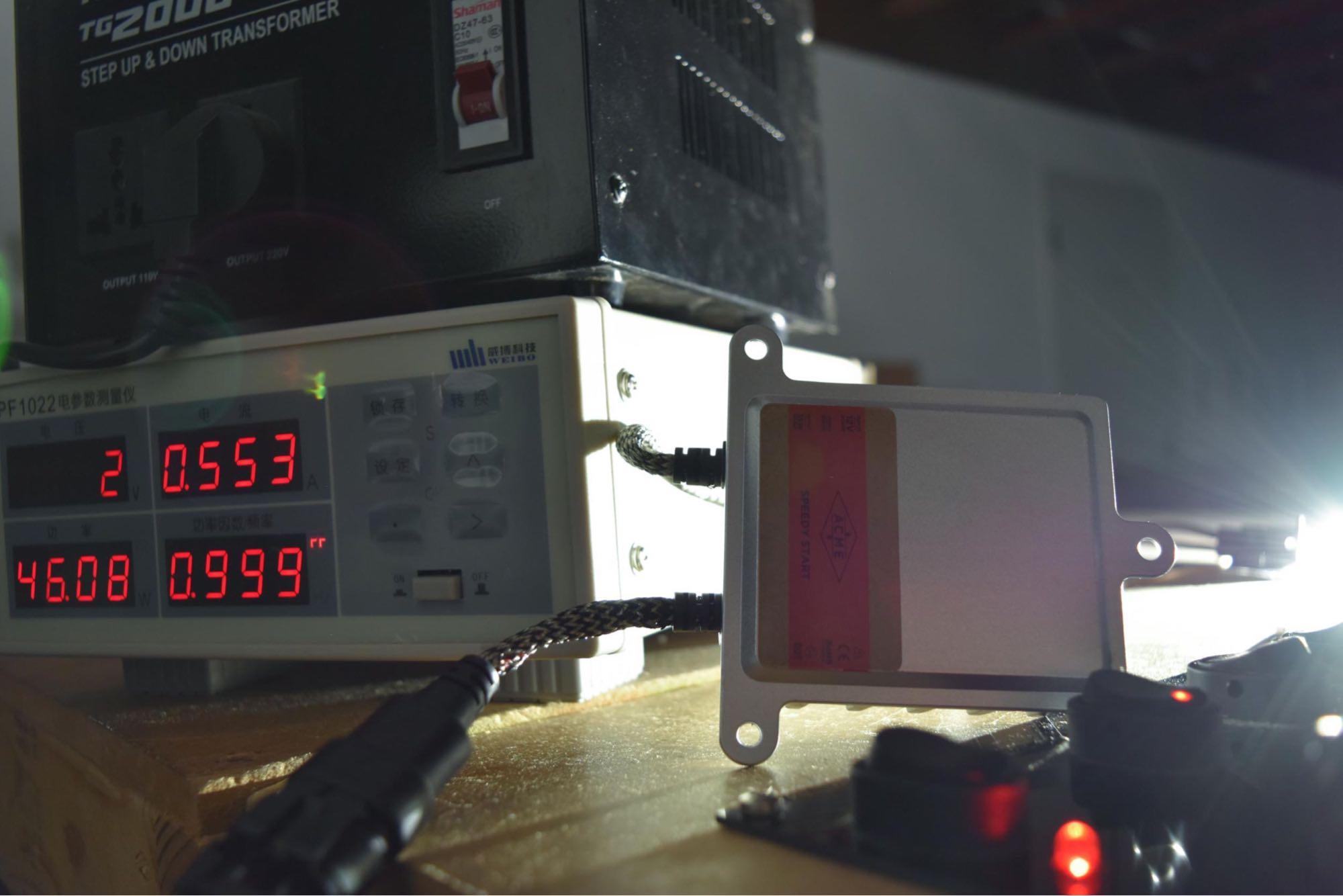 H1  Acme Standard Hid System I The Retrofit Source