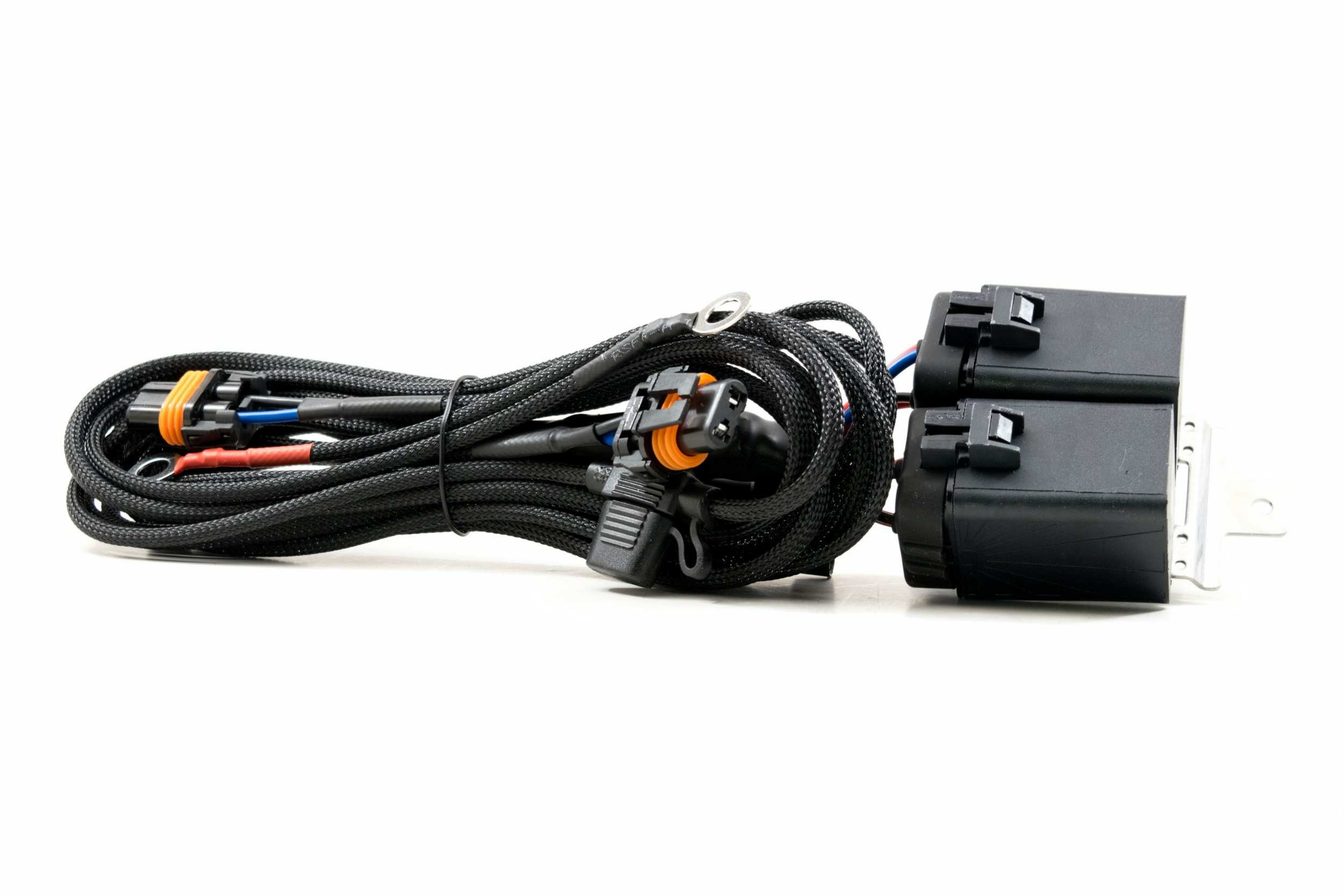 9007 5202 H8 9004 9006 H9 H4 H7 H11 H13 9005 Innovited HID relay wiring harness Universal for all single bulb size H1 880 H3 H10