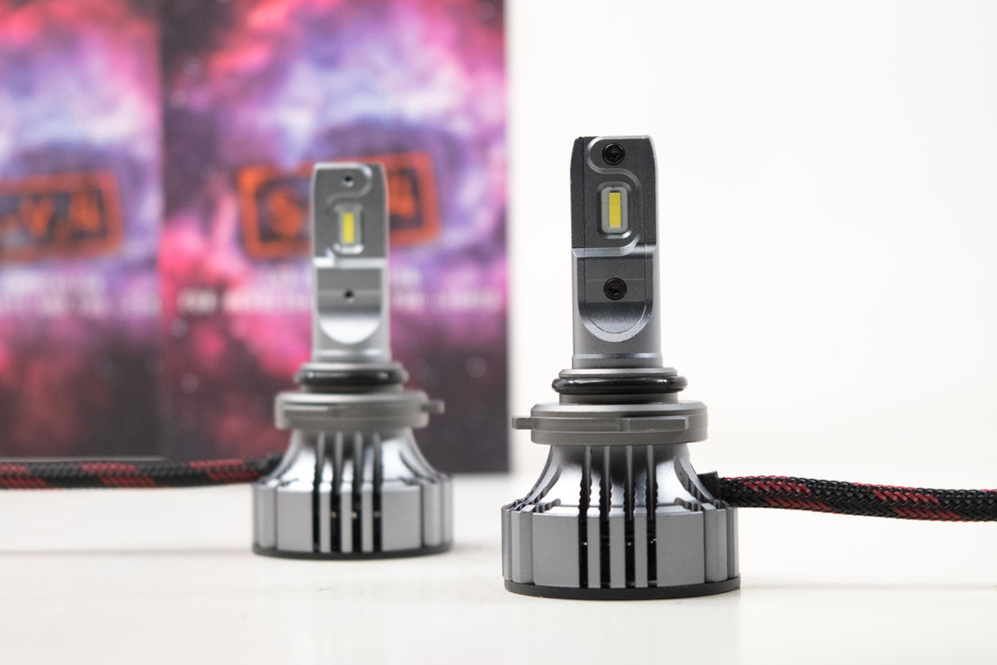 9006: S-V.4 | LED Fog Light Bulbs