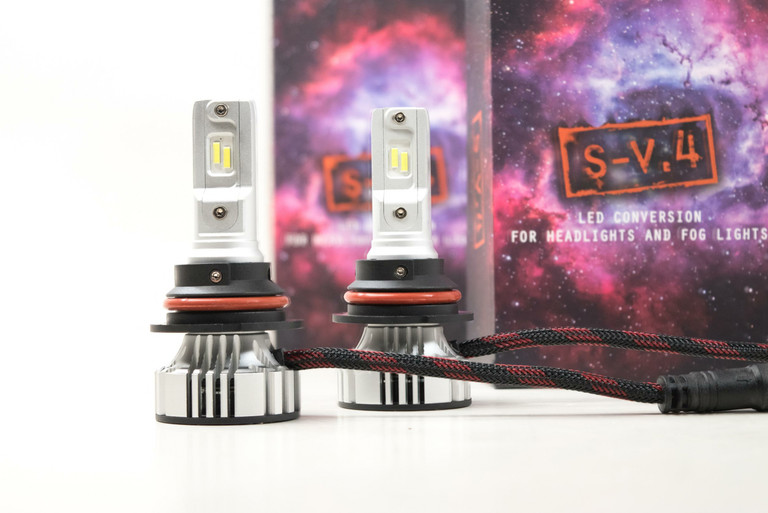 9007: S-V.4 | LED Fog Light Bulbs